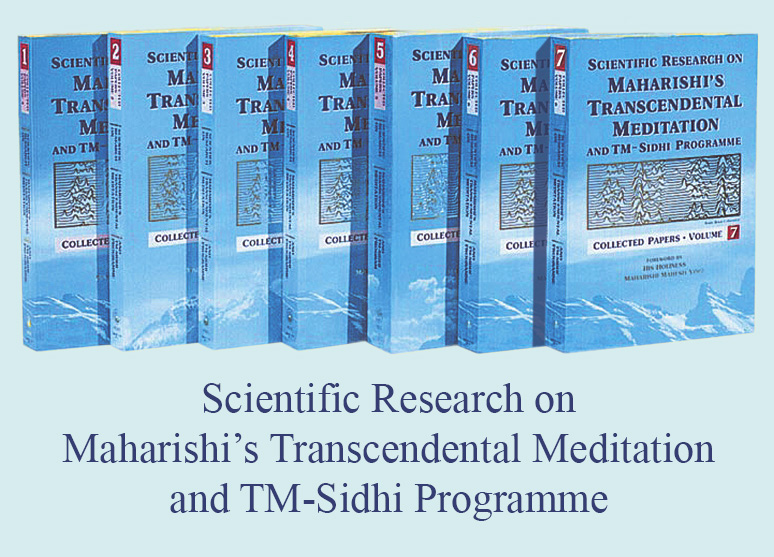 Collected Research Papers on Transcendental Meditation